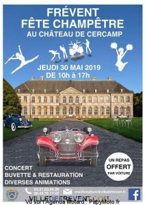 Fête Champêtre - Frévent (62) @ Chateau de Cercamp