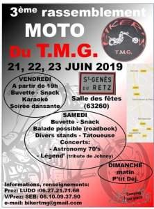 Rassemblement moto - BIKER'S TMG - Saint-Gènes-du-Retz (63) @ Saint Genés du retz | Saint-Gènes-du-Retz | Auvergne-Rhône-Alpes | France