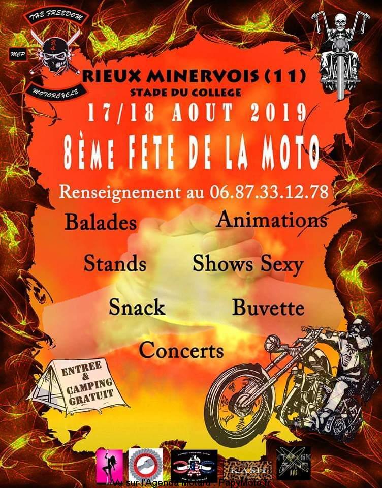 8e Fête de la moto – MCP The Freedom Motorcycle – Rieux Minervois (11)