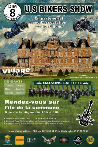 U.S Bikers Show – Maisons-Laffitte (78)