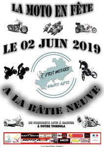 La Moto en Fête – La Bâtie-Neuve (05) @ La Bâtie-Neuve | Provence-Alpes-Côte d'Azur | France