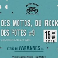 Des Motos, du Rock des Potes - Varannes (79)