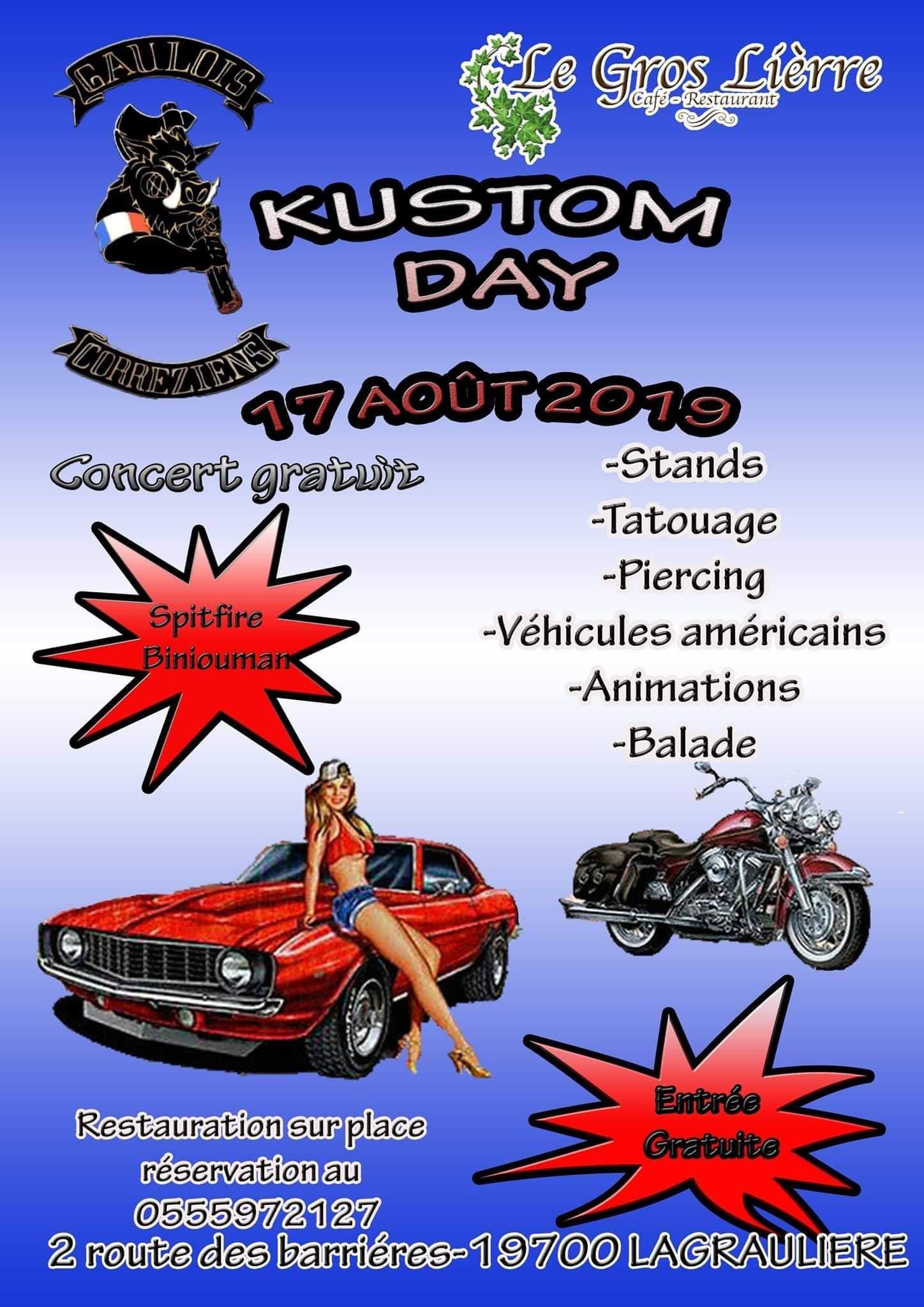 Kustom day –  Lagraulière (19)