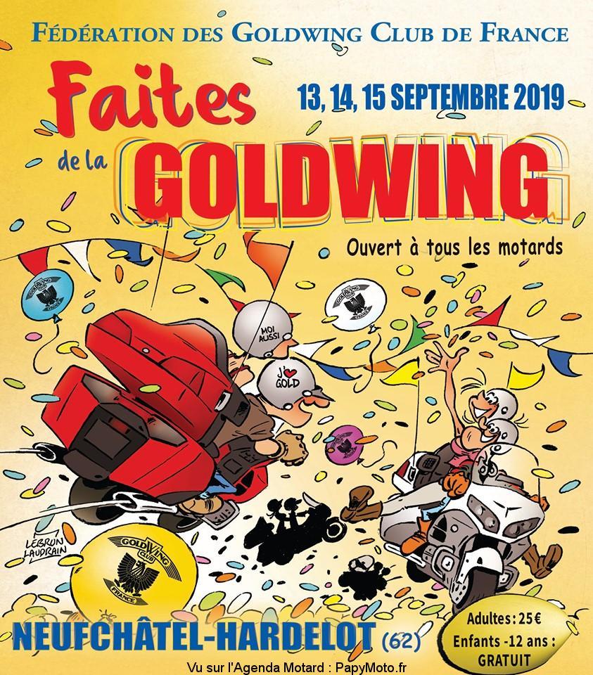 Faites de la Goldwing – Neufchatel-Hardelot (62)