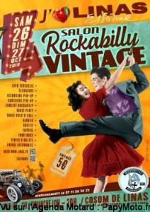 Linas rockabilly vintage - Linas (91) @ Cosom Linas | Linas | Île-de-France | France