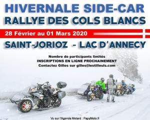 Hivernale Side-Car - Saint Jorioz (74) @ Saint-Jorioz | Auvergne-Rhône-Alpes | France
