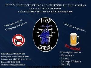 1e Concentration à l'ancienne -MCP Corias - Villers en Prayéres (02) @ Etang | Villers-en-Prayères | Hauts-de-France | France