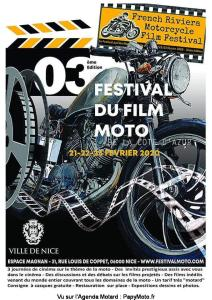 French Riviera Motorcycle Film Festival – Nice (06) @ Espace Magnant | Nice | Provence-Alpes-Côte d'Azur | France