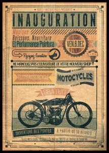 Inauguration - Rusty Motorcycle - Les Roches de Condrieu (38) @ 18 Chemin de Matras | Les Roches-de-Condrieu | Auvergne-Rhône-Alpes | France