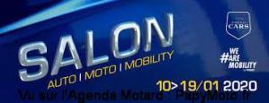 Salon Auto Moto Mobility - Bruxelles (Belgique) @ Bruxelles | Bruxelles | Belgique