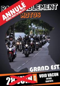 RASSEMBLEMENT MOTOS GRAND EST - Void-Vacon (55)---ANNULE---- @ VOID VACON CENTRE | Void-Vacon | Grand Est | France
