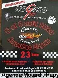 23ème Journées Coyotes - Nogaro (32) @ Circuit Paul Armagnac - Nogaro | Nogaro | Occitanie | France