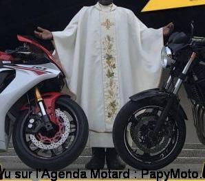 Bénédiction des motos - L'Union (31) @ Église de l'Union | L'Union | Occitanie | France