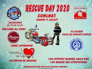 CUNLHAT RESCUE DAY 2020 - Cunlhat (63) @ CUNLHAT (PUY-DE-DÔME).
