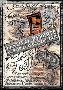 NoLimit Cars' N Bikes Festival - Tancrou (77) @ Tancrou (77)