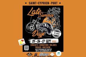 Late Summer Day - Port de Saint Cyprien (66) @ Saint Cyprien Plage