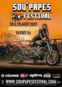 Sou'Papes Festival - Avignon (84) @ Avignon Parc expo