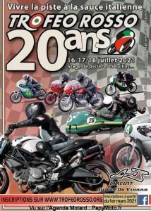 Trofeo Rosso 20 Ans – Circuit Val de Vienne (86) @ Circuit Val de Vienne (86)