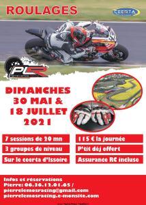 Journées de roulage circuit - Circuit Issoire (63) @ Ceerta circuit d'Issoire