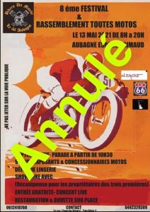 8e Festival & Rassemblement toutes Motos – Aubagne (13)----ANNULE--- @ Aubagne (13)