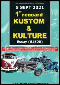 1er Rencard Kustom & Kulture - Essay (61) @ Essay (61)