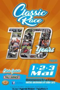 Classic Race 10 Years - Pau (64) @ Pau (64)