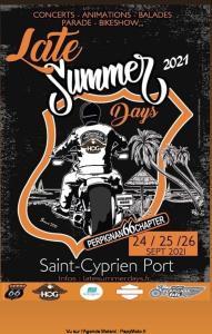 Late summer Days – Saint Cyprien Port (66) @ Saint Cyprien Port (66)