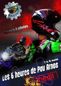 Les 6 heures de Pau Arnos - Circuit de Pau Arnos (64) @ Circuit de Pau Arnos (64)