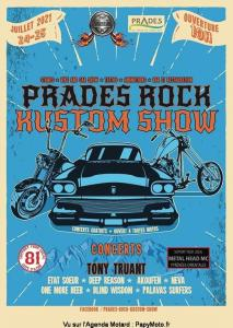 Prades ROck Kustom Show - Prades (66) @ Prades (66)