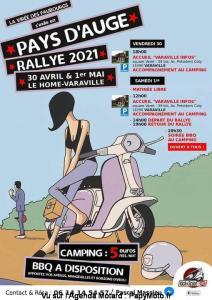 Rallye 2021 - Pays d'Auge - Varaville (14) @ Varaville (14)