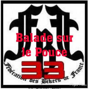 Balade sur le Pouce  - FBF 33 - Libourne (33) @ Libourne (33)