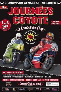 Journées Coyote - Circuit Paul Armagnac - Nogaro (32) @ Nogaro (32)