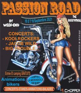 Passion Road - Port de Bouc (13) @ Port de Bouc (13)