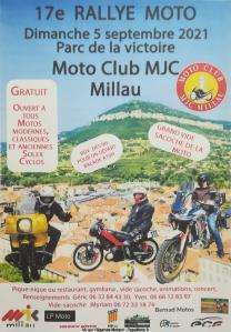17e Rallye Moto - Moto Club MJC - Millau (12) @ Millau (12)