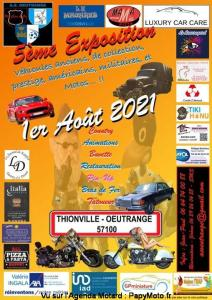 5e Exposition - Thionville- Oeutrange (57) @ Thionville- Oeutrange (57)