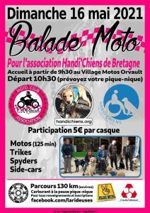 Balade Moto - Orvault (44) @ Orvault (44)