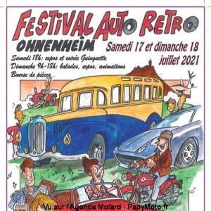 Festival Auto Retro - Ohnenheim (67) @ Ohnenheim (67)