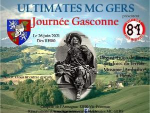 Journées Gasconne - Ultimates MC Gers - Vic-Fezensac (32) @ Vic-Fezensac (32)