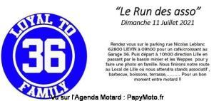 Le Run  des Asso - Liévin (62) @ Liévin (62)