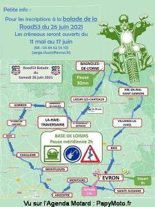 Road53 Balade - Evron (53) @ Evron (53)