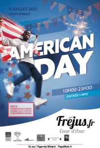 Américan Day - Fréjus (83) @ Fréjus (83)