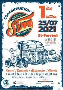 1e concentration vintage - Saint-Ferréol (74) @ Saint-Ferréol (74)