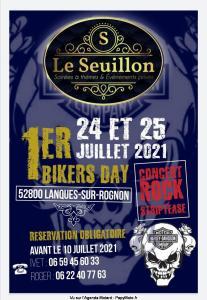1er Bikers Day - Lanques sur Rognon (52) @ Lanques sur Rognon (52)