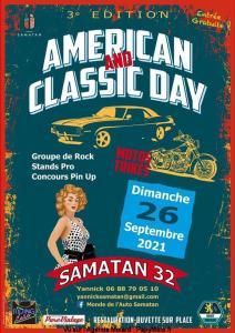Américan and Classic Day - Samatan (32) @ Samatan (32)
