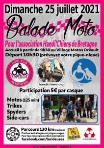 Balade Moto – Orvault (44) @ Orvault (44)