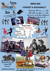 Festival Goulaine country Show - Basse-Goulaine (44) @ Basse-Goulaine (44)