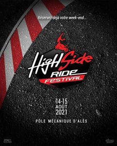 High Side Ride Festival - Alès (30) @ Alès (30)