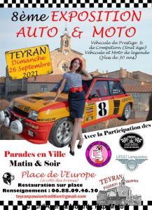 8e Exposition Auto et Moto - Teyran (34)