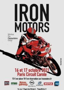 Iron Motors – Circuit Carole (93) @ Circuit Carole (93)