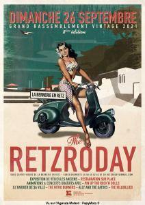 The Retzroday - La Bernerie-en-Retz (44) @ La Bernerie-en-Retz (44)